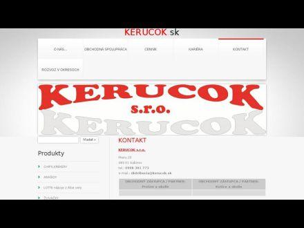 www.kerucok.sk