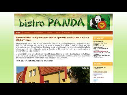 www.bistropanda.sk