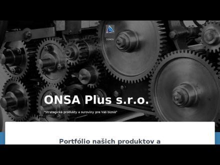 www.onsaplus.sk