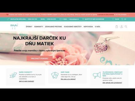 www.sperky-a-diamanty.sk