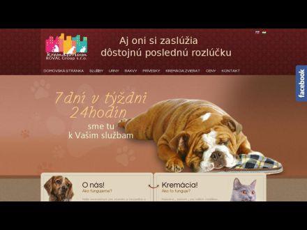 www.krematoriumprezvierata.sk