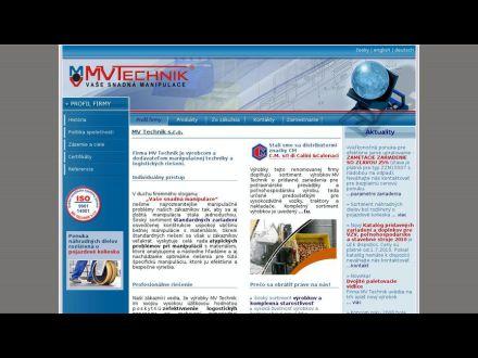 www.mvtechnik.sk