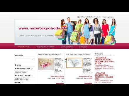www.nabytokpohoda.sk