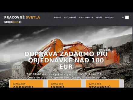 www.pracovne-svetla.sk
