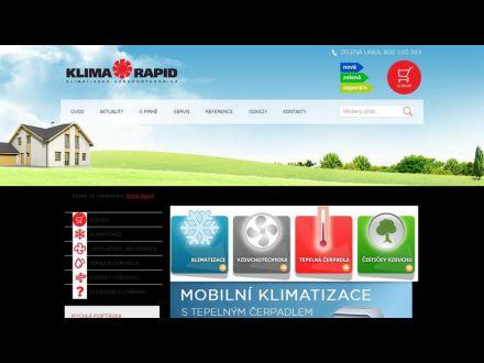 www.klimarapid.cz