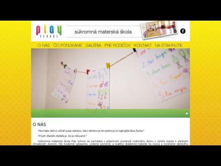 www.play-school.sk