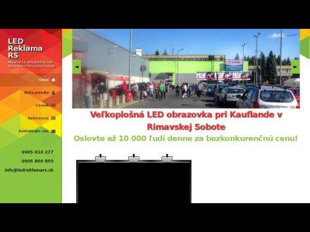 www.ledreklamars.sk