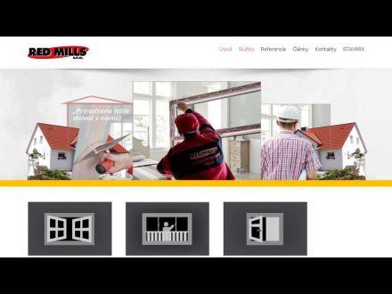 www.redmills.sk