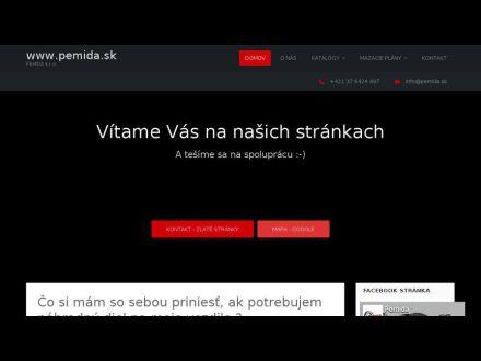 www.pemida.sk