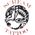 Scream Tattoo