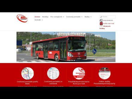 www.web.mds.sk