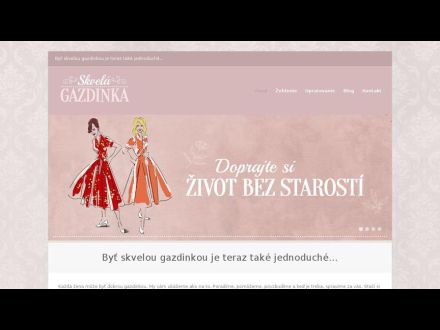 www.skvelagazdinka.sk