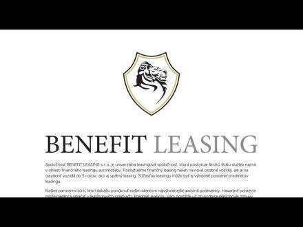 www.benefitleasing.sk