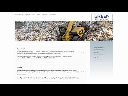 www.green-recycling.sk