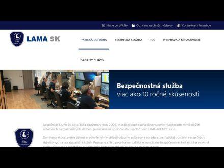 www.lamask.sk