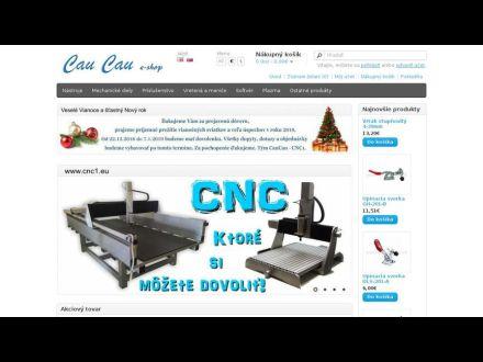 www.caucau.sk