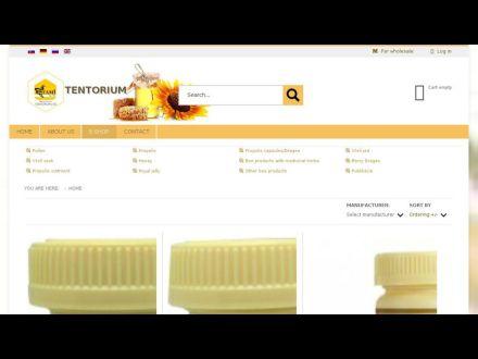 www.tentorium.sk
