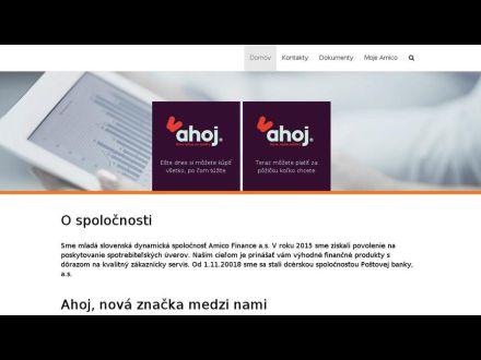 www.amico.sk