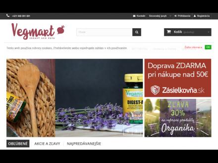 www.vegmart.sk