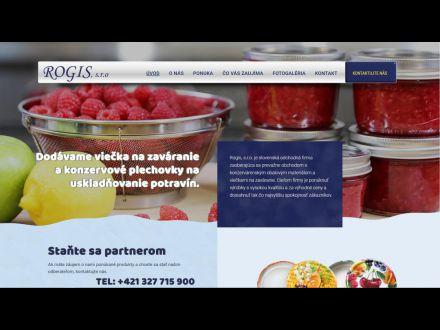 www.rogis.sk