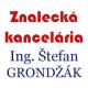 Ing. Štefan Grondžák - PROGRON, IČO: 17297362