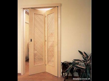 Skladacie dvere